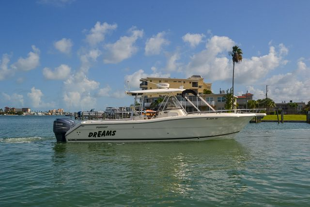Pursuit Boats Purchased by Malibu Boats - Completed