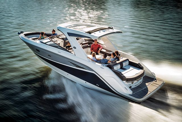 TOP 10 REASONS TO OWN A BOAT