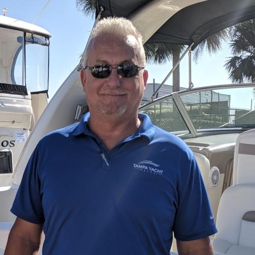 Gary Reinhardt Tampa Yacht Sales Yacht Broker