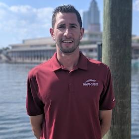 Paul Favero Tampa Yacht Sales Yacht Broker